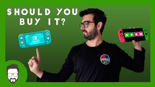 WHO would buy the Nintendo Switch Lite? - Steffu