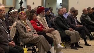 Religious Founders Day held at Baitun Noor Mosque, Calgary 2017