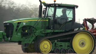 John Deere 8345 RT - Tractor - Machines at Work