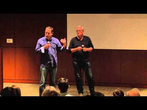 MIT Enterprise Forum San Diego - February 2016 with Entrepreneur Mark Bowles