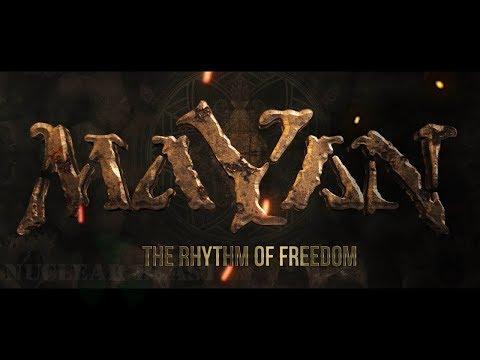 MaYaN - The Rhythm Of Freedom (OFFICIAL LYRIC VIDEO)
