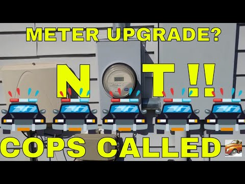 TAMPA, FL. NEVER TRUST YOUR POWER COMPANY. ELECTRIC COMPANY CLAIMS TO BE UPGRADING METER . MUST WATC