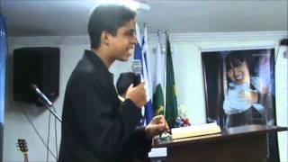 AD Ministério Liberdade em Cristo 1º aniversário do Ministério...Fabio Ferreira