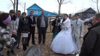 Сомовка свадебная традиция