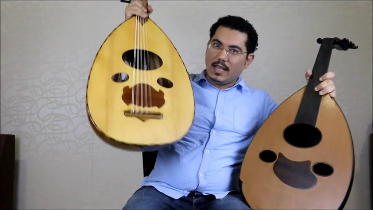 تعليم عود سماعي تركيب أوتار العود سهل للمبتدئين 3azif Com I Youtube