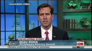 "Beau Biden on gay marriage comment: ""My Dad spoke fr..."