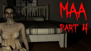 MAA PART 4   Horror Story In Hindi  (Animated In Hindi)   Hindi Cartoon   Horror Animation Hindi TV
