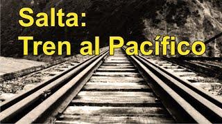 Salta el tren al Pacífico