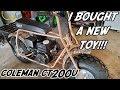 I Bought a Coleman Mini Bike | Coleman CT200U Mini Bike | Sportsmans Warehouse Mini Bikes | CT200U