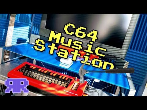 CMM Station 4/4 - Commodore 64 Repair With A Hammer? Refurbish This!