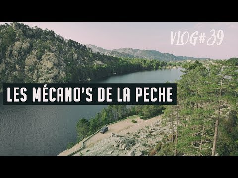 Les MECANO'S De La PÊCHE   VLOG#39