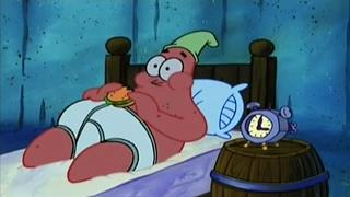 Spongebob Schwammkopf: \\\x22Krabbenburger um 3Uhr Morgens\\\x22  Bosslimo