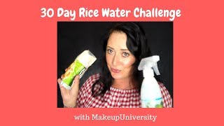 30 Day Rice Water Challenge For Hair Growth