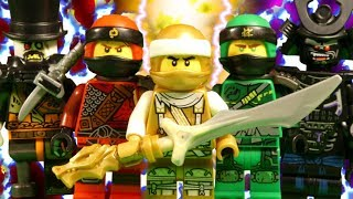 LEGO NINJAGO HUNTED PART 3 - QUEST FOR THE DRAGON ARMOUR