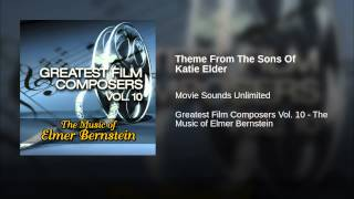 Theme From The Sons Of Katie Elder