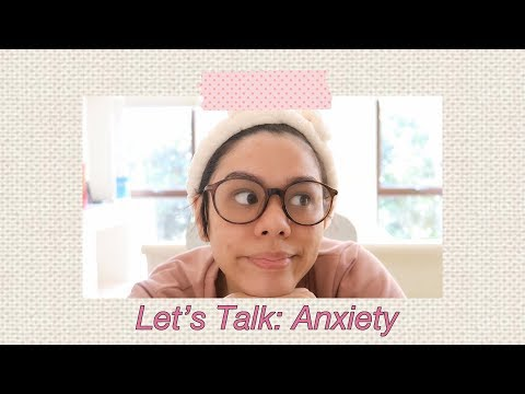 Real & Raw    Let's Talk: Anxiety