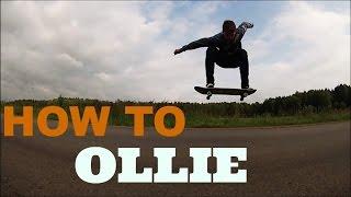 Обучение-Как  сделать Олли на скейтборде(В этом видео я вам расскажу ,как сделать олли на скейтборде. Олли-базовый трюк,это первое чему вы должны..., 2016-07-20T18:18:29.000Z)