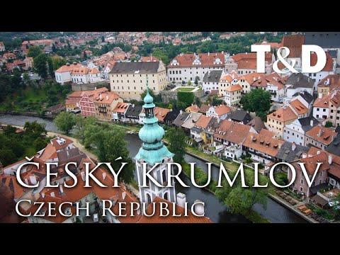 Český Krumlov Video Guide - Czech Republic Best Places - Travel & Discover
