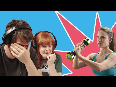 Irish People Watch Terrible American Commercials