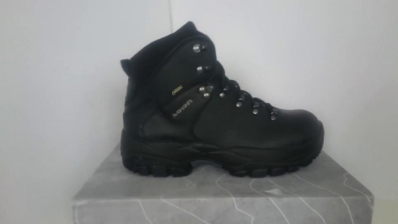 LOWA Leandro WORK GTX S3 - pracovná obuv - YouTube 619f475def7