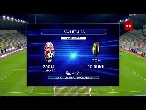 Zorya Rukh Lviv Goals And Highlights