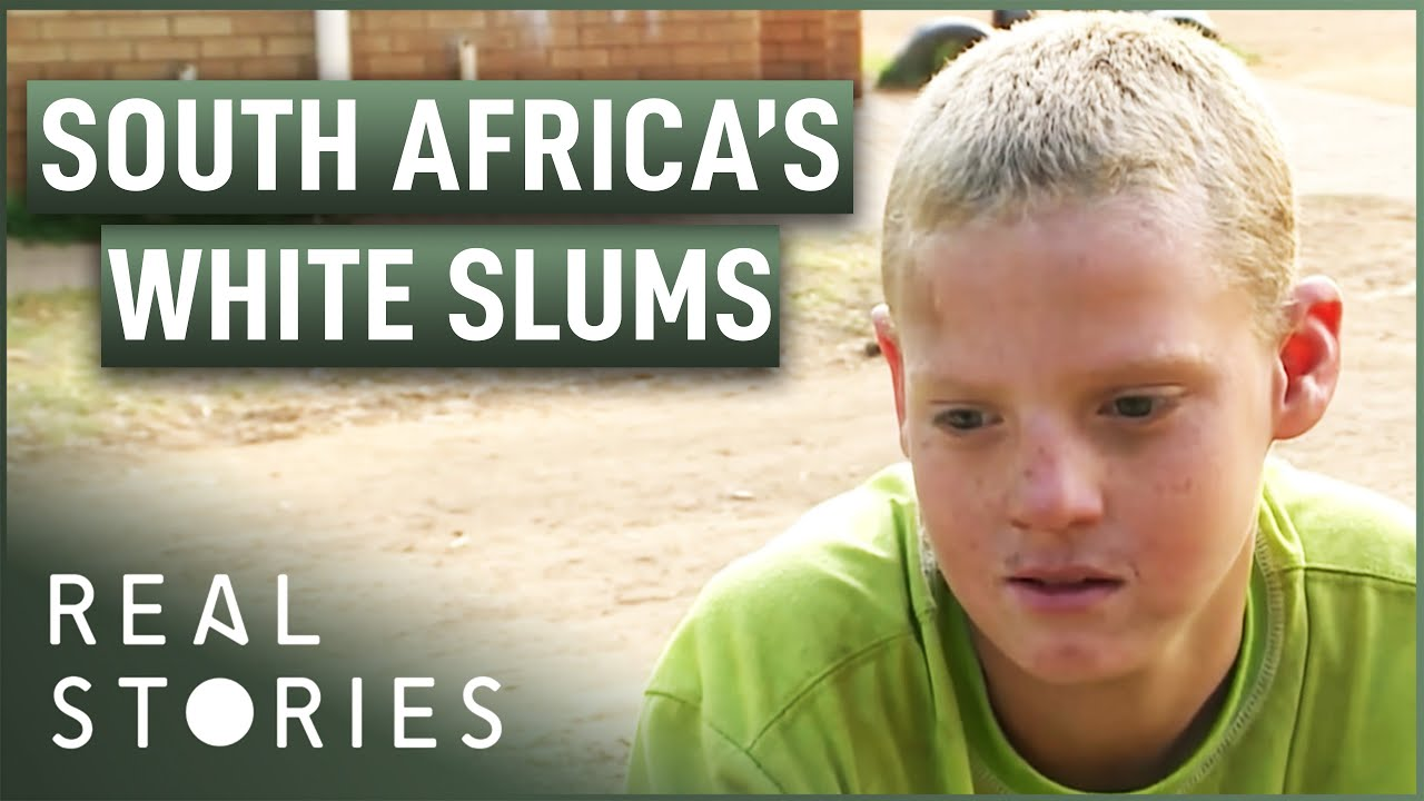 Download The White Slums Of South Africa (Poverty Documentary)   Real Stories