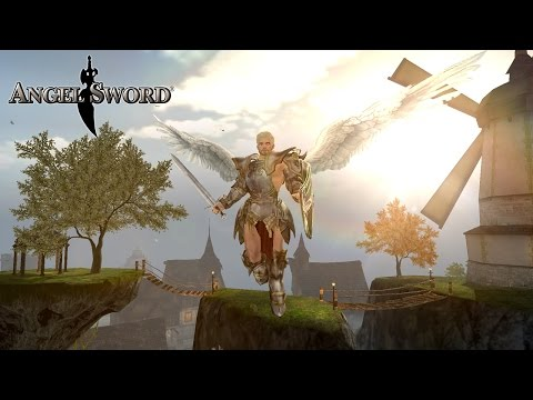 Angel Sword (Russian) русский - Приключенческая 3D RPG Android iPhone iOS