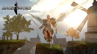 Angel Sword (Russian) русский - Приключенческая 3D RPG Android iPhone iOS