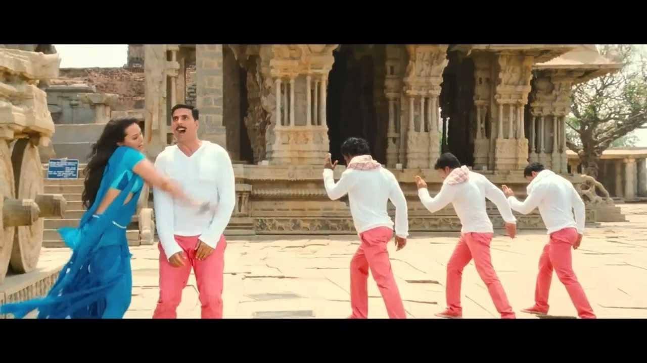 Dhadang dhang dhang` rowdy rathore (full video song) ft.