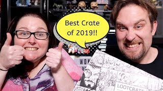 Lootcrate July 2019 Marvel Gear and Goods DOUBLE unboxing: Take Flight and Nemesis
