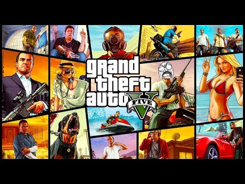 [Hindi] GRAND THEFT AUTO V | STORY MODE GAMEPLAY thumbnail