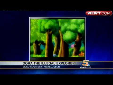 Dora The Illegal Immigrant?
