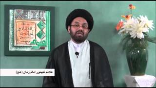 The Sings Of Reappearance Of The IMAM MAHDI AJTF Part 12 By Allama Syed Shahryar Raza Abidi