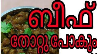 ബീഫിന്റെ  രുചിയിൽ സോയാ ചങ്ക് കറിI Soya Chunk curry
