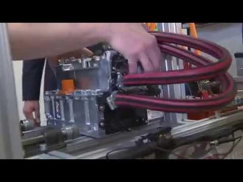 © Continental AG / Die neue Leistungselektronik von Continental