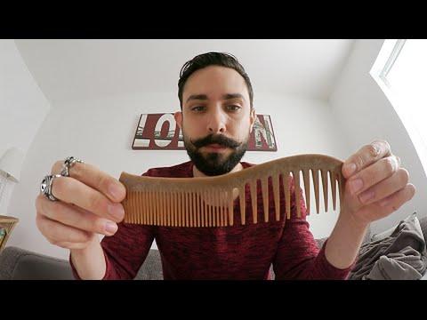 Der Richtige Bartkamm | Was muss ich wissen?  by Ric Aric #TheManClub
