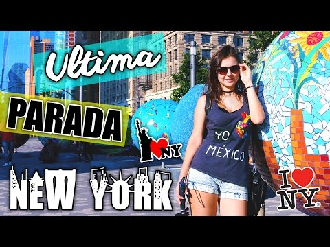 ME VOY A RUSIA ★ NEW YORK ft. RaulitoShow