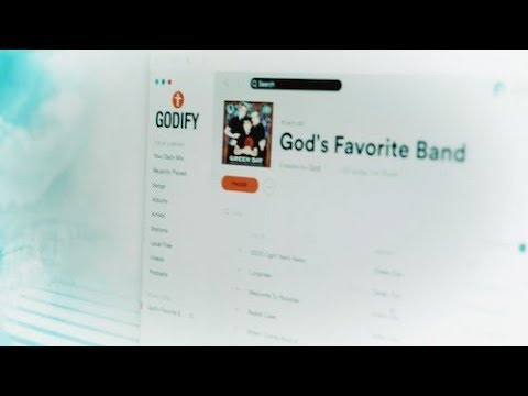 God's Favorite Band Playing Now on Godify