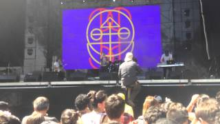 Please Me-S.O.S.(Same Old Story) | Maxi Trusso | LollapaloozaCL 2015