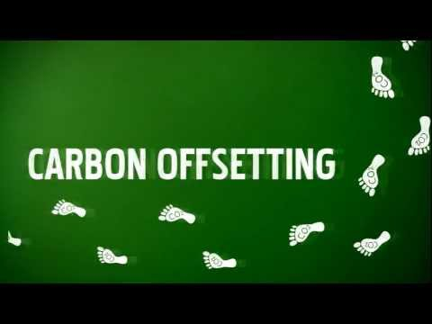 Carbon Offsetting, Carbon Credit Offsets - The Trend Is Blue