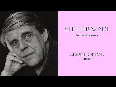 OSR - Rimski-Korsakov | Shéhérazade | Armin Jordan