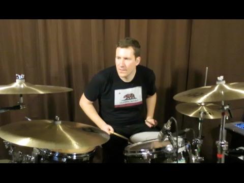 Blink-182 - Los Angeles - (Drum Cover)