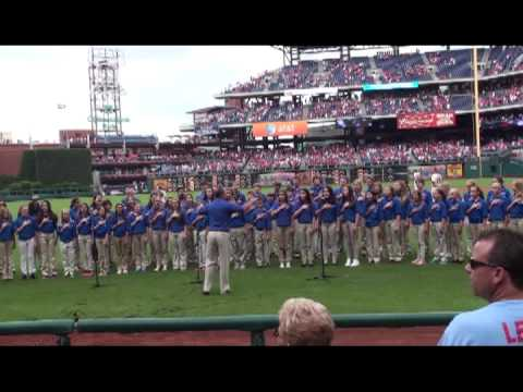 Philadelphia Phillies National Anthem