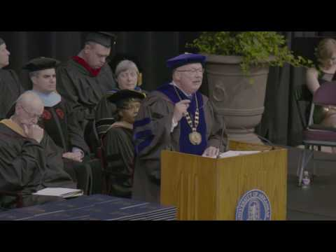 UAFS 2017 Spring Commencement - Afternoon Ceremony