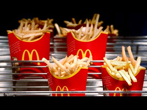 See The Untold Truth About McDonald's French Fries!