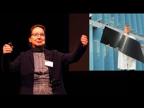 Susanne Siebentritt: Thin film solar cells – achievements an