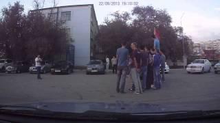 Невидимый зритель2:) Сходка Драйв2 Атырау 22.09.2013