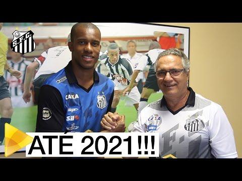 Até 2021: Copete prorroga contrato com o Peixe