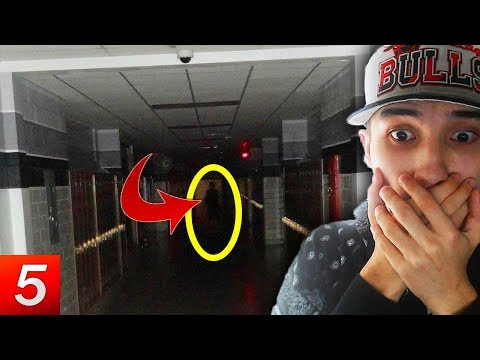 Thumbnail: 3 Creepy True School Lockdown Stories Reaction!