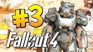 Прохождение Fallout 4 - Братство Стали 3 60 FPS